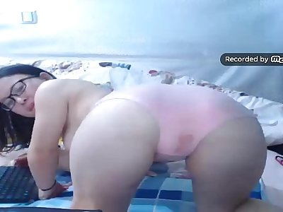 cute asian girl with big ass cam