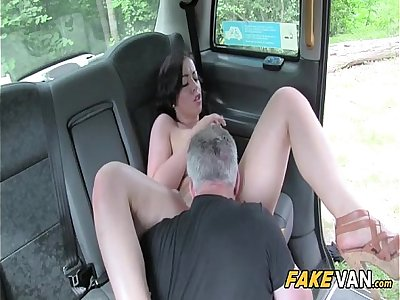 Driver Gets Lucky At Dogging Site - John And Rebecca Brooke