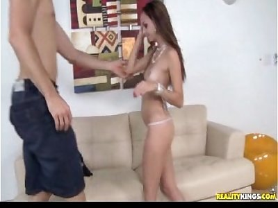 Nipple Nibble With Ariel Teens - Eighth Street Latinas