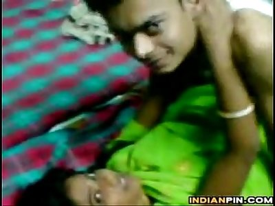 Naughty Indian Couple In A Sex Tape